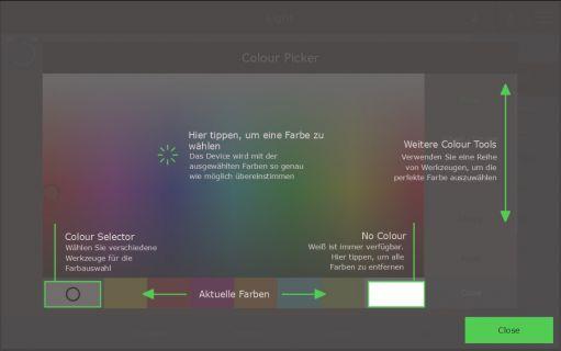 Colour Picker Help