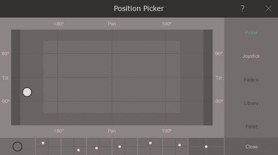 Position Picker